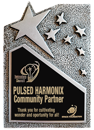 Pulsed Harmonix Space Award