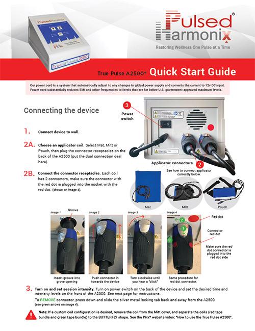 QuickStartGuideA2500